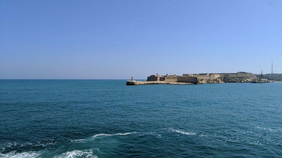 Beyond Malta.