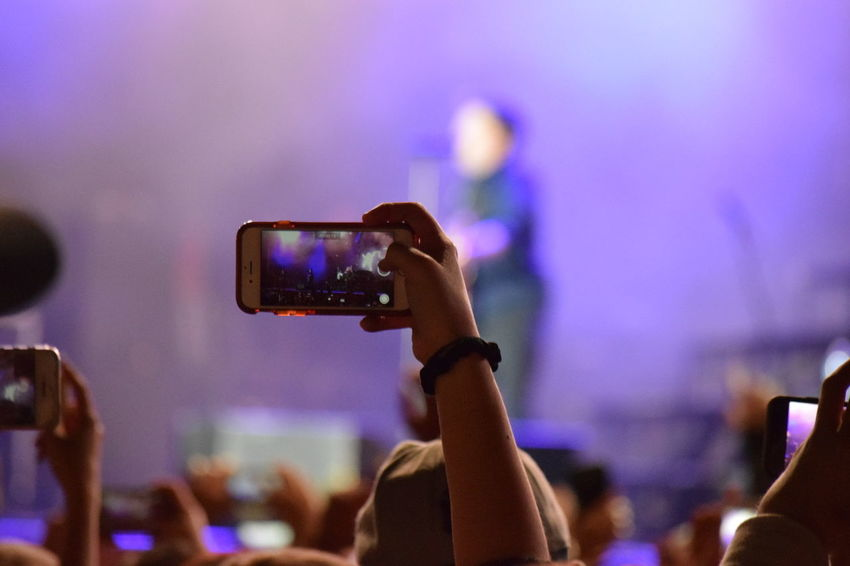 Concert Concert Photography Purple Concertlife Music Perspective Life Lifestyle
