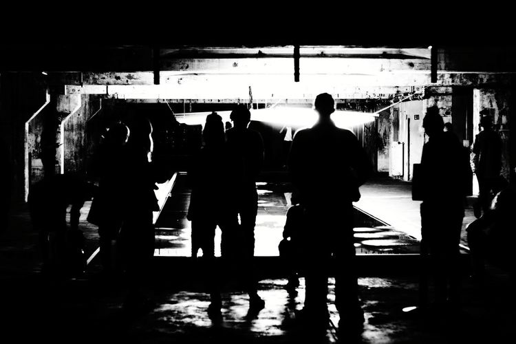 PHASE 3? 🚀👽... Berlin Indoors  Silhouette Adults Only Large Group Of People Water People Men Adult Full Length Togetherness Only Men Indoors  Blackandwhite Phase 3 Black And White Friday Be. Ready. #FREIHEITBERLIN HUAWEI Photo Award: After Dark #urbanana: The Urban Playground