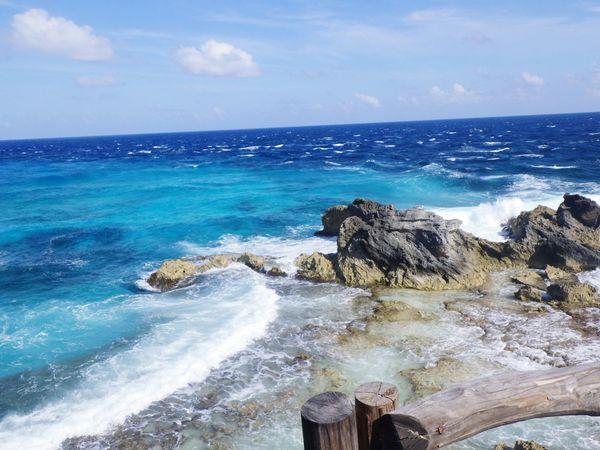 The Essence Of Summer Peace Oceano Ocean View Ocean Cancun Endofsummer Punta Sur Mexico