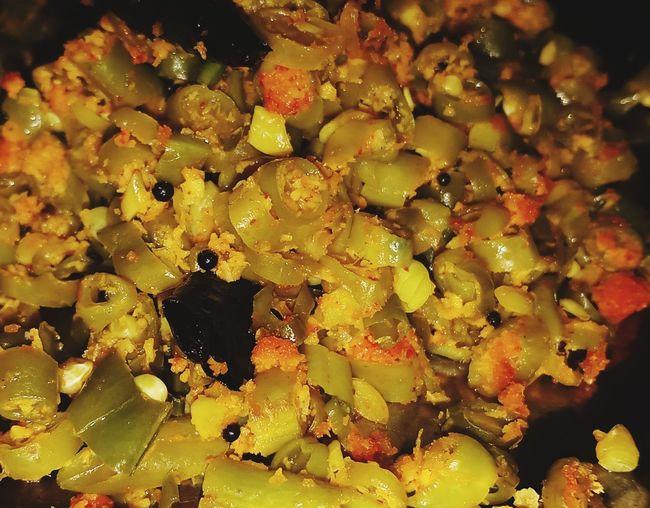 Kerala Food Vegetarian Beans Tasty Healthy