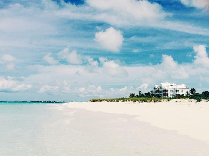Enjoying Life Turksandcaicos Turks And Caicos Honeymoon Ocean Life's A Beach Paradise