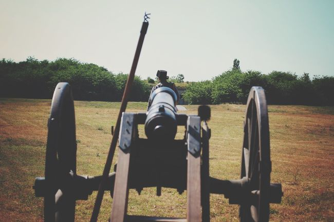 Cannon War Of Independence 1848 Revolution Weapons Of War Clear Sky Weapon Recreation