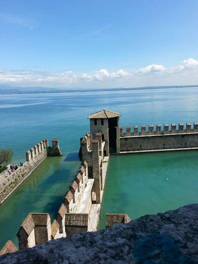 Sirmionee LakeGarda 🌅