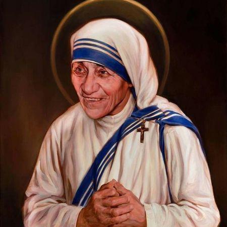 Domingo dia da canonização da Madre Teresa de Calcutá Religion Cristianismo Love Peace MadreTeresadeCalcuta