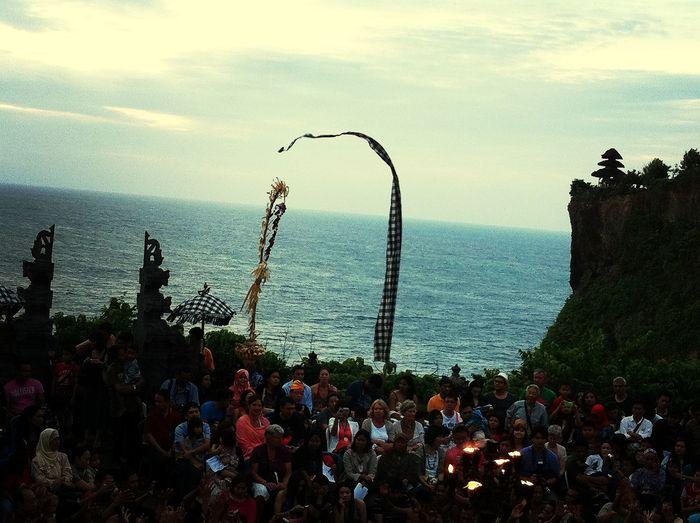 sunset at uluwatu Bali By Gone