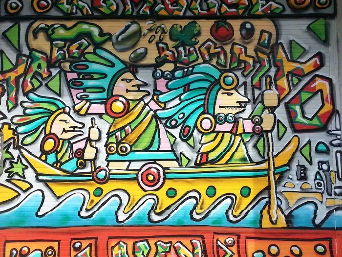 Hamburg Graffiti Street Art