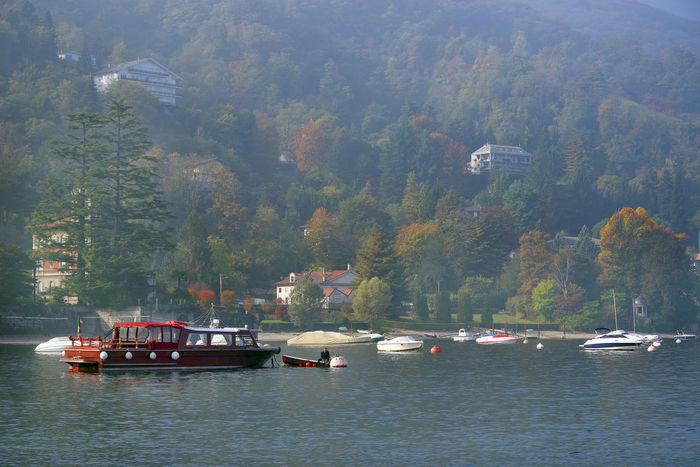 Autumn Autumn Collection Autumn Colors Isola Bella Landscape_Collection Stresa Stresa Italy Travel Travel Photography Day Europe Italy Italy❤️ Lake Maggiore Lake View Landmark Maggiore Nature Outdoors Sky Travel Destinations Water Waterfront