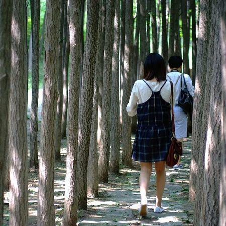 Robin_blahblah 조급했던 마음을 숨기려 애쓰지 않아도 두근대던 투명한 비밀 같았던 우리의 시간들 Nowplaying 지워져간다 by 존박 서울숲