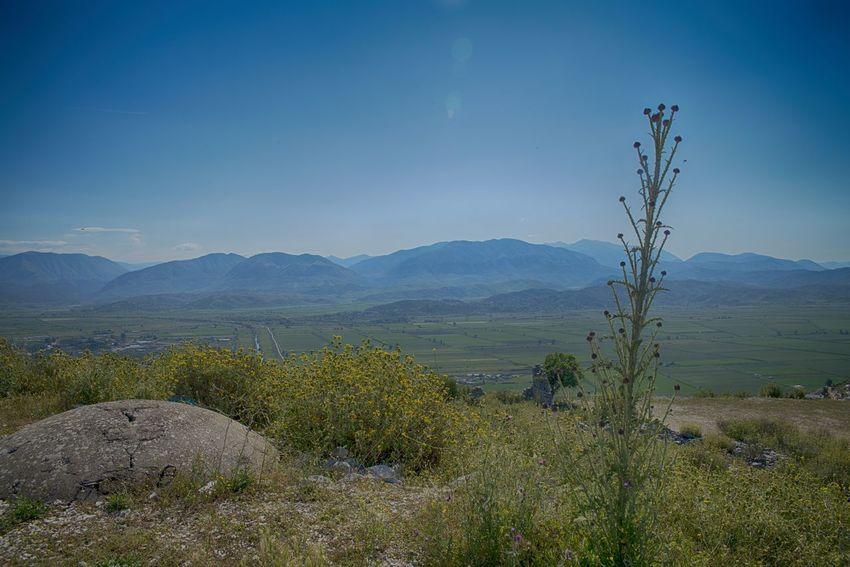 Albania Albanian Balkan Durres Albania Holiday Mountain Mountain Range Nature Sky Travel