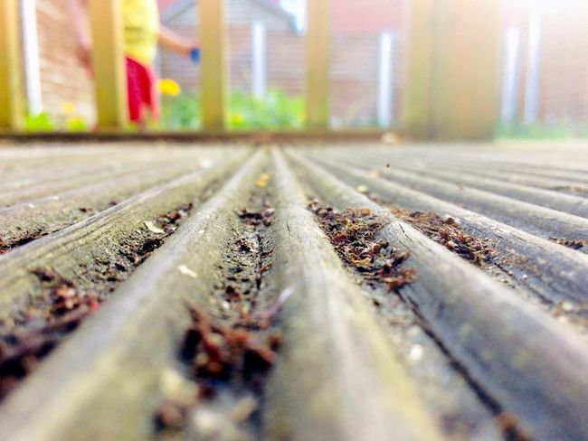 My daughter's creative snap Selective Focus Track Rail Transportation Railroad Track Transportation No People Surface Level Close-up Textured  Diminishing Perspective Outdoors