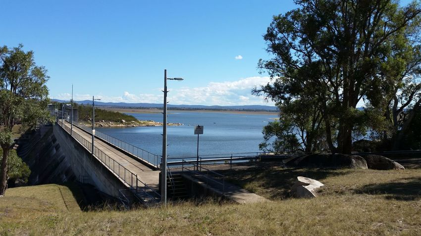 Water No People Day Outdoors Nature Beauty In Nature Dam Wall Dam Water Supply Structure