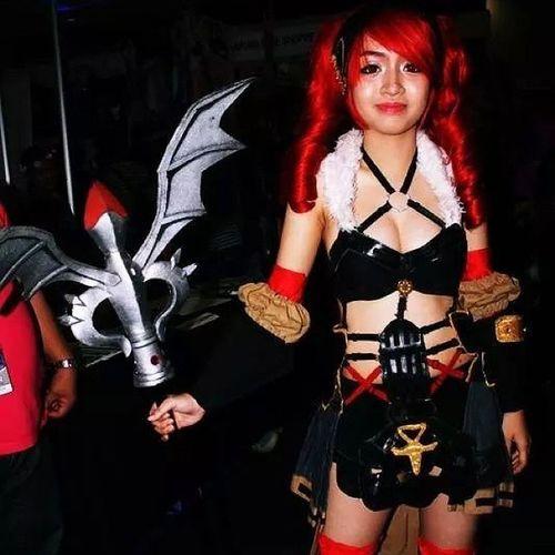 Cosplaymania14 Sorceress Dn  Dragonnest