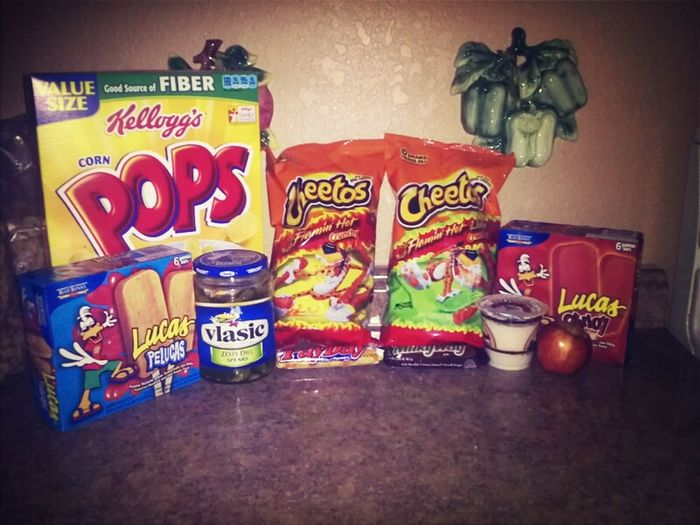 all this for me &&' my sister while my other two siblings were at school c: