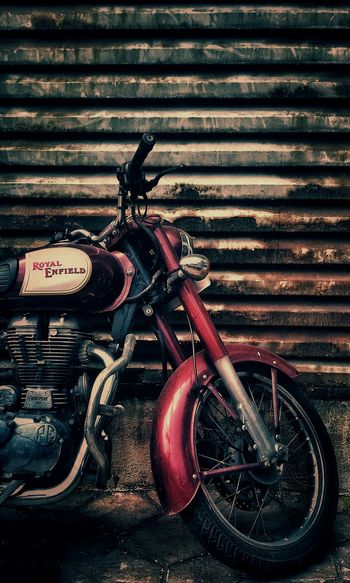 No People Close-up Indoors  Day Vintage Cars Outdoors Technology Adult Artistic Perspectives And Dimensions Art Photography Internationalart Photography Themes Creative Photography CreativePhotographer Royalenfieldindia Royalenfieldmotorcycles Art Bullet Style ✌ Bikesaroundtheworld Style Of Today  Silhouette Photographing Extreme Sports