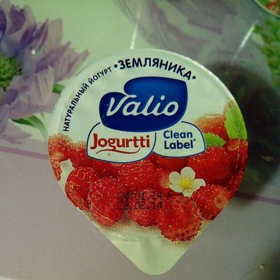 #2014 #йогурт #земляника #валио #мирдолжензнатьчтояем #valio 2014 йогурт мирдолжензнатьчтояем Valio Jogurtti валио земляника