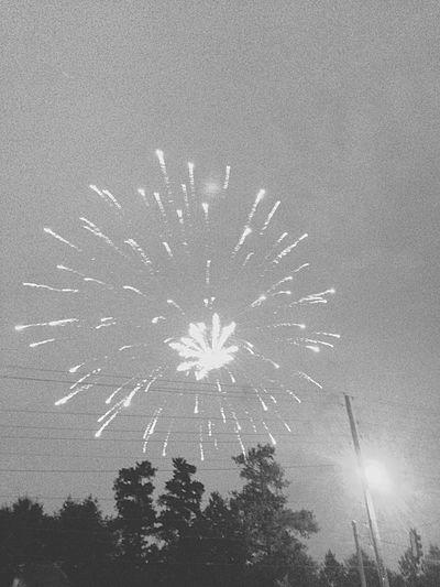 Newtothis Fireworks In The Sky Dark Skies