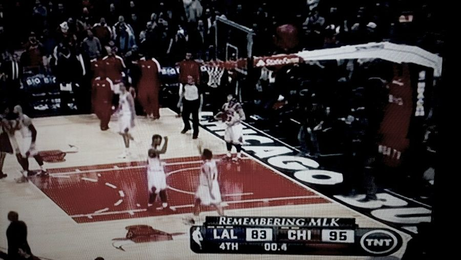 Chicago Bulls Chicago Bulls Won Oh Yeah Baby We Beat The Lakers Bulls Fan<3