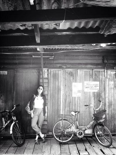 ขโมยย…จักรยาน!!