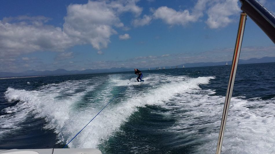 Wake Boarding Wake Boarding Extreme Sports Adventure Nautical Vessel Surfing Jet Boat Water Sport Wake - Water