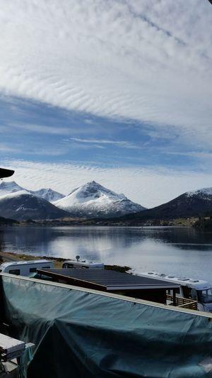 Tresfjord.