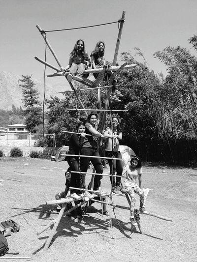 Mis chicas scouts, la mejor patrulla con las mejores personas Scoutgirls Construyendounmundomejor