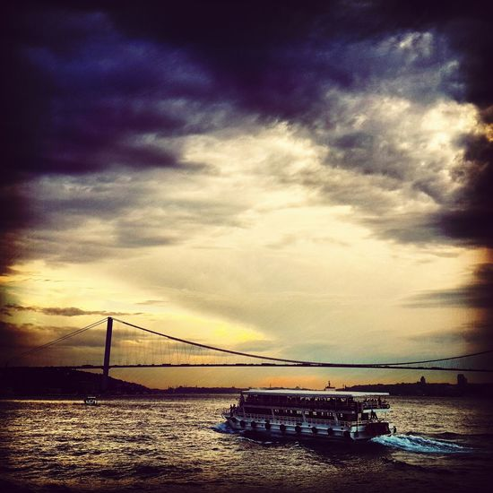 Istanbullovers Bosphorus Bridge Sea View
