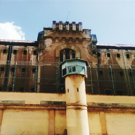 Model, Modelo, Barcelona, presó, prisión, jail The Architect - 2016 EyeEm Awards