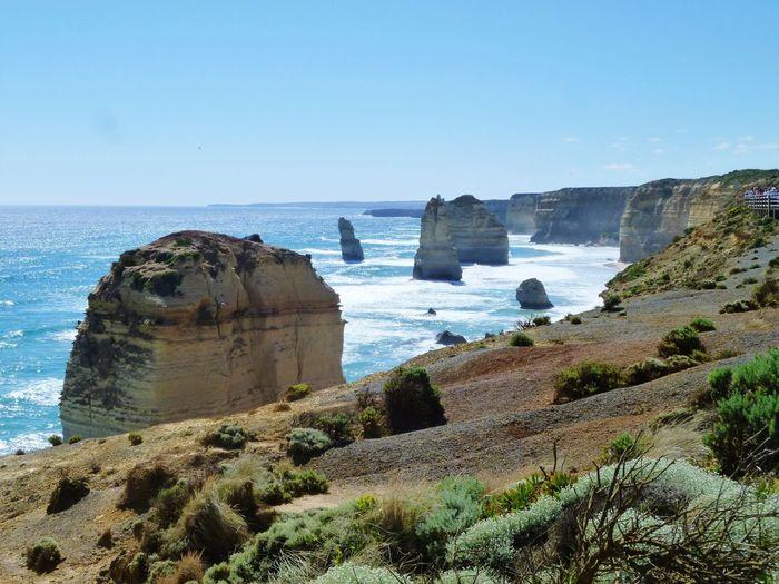 The Great Outdoors - 2016 EyeEm Awards Greatoceanroad Coast #sea #Australia