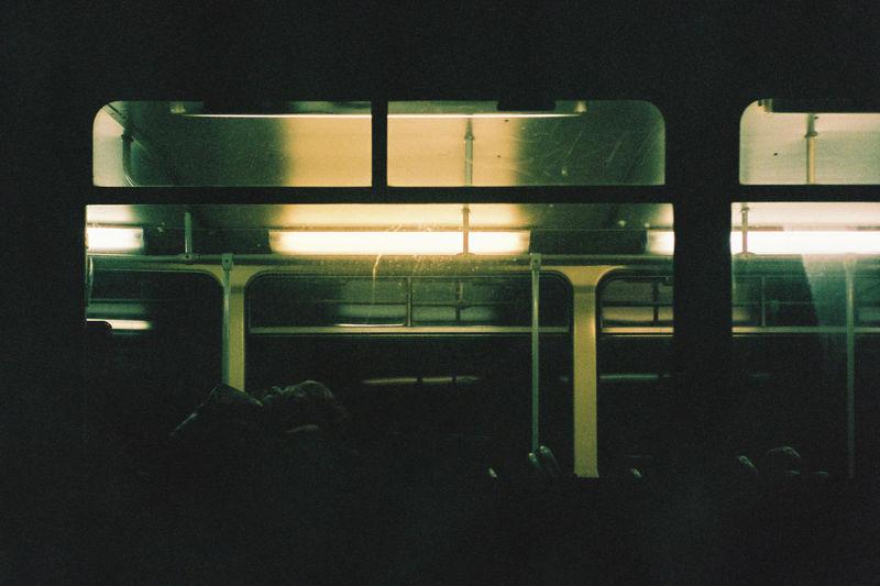 Film Industry Stadium Illuminated Architecture Rail Transportation Passenger Train Metro Train Public Transportation Train Interior Train - Vehicle