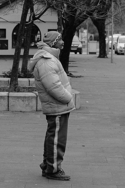 Work or not work...that is the question! Shootermag EyeEm Best Edits Black And White Streetphotography