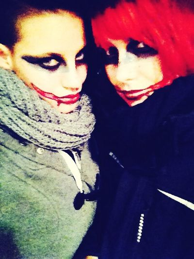 Horror Happy Halloween! Bestfriend