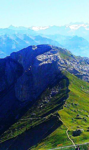 Beautiful Mountain ❤💟😍 At Mount Pilatus, Lucern, Switzerland
