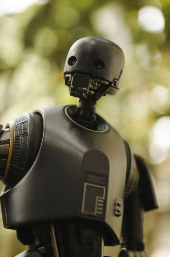 K2SO Focus On Foreground No People Day Technology Close-up Security Robot Outdoors Toy Protection Representation Communication Nature Military Sunlight Safety Single Object Futuristic Equipment Human Representation Starwars Starwarstoys Starwarsfigures K2so