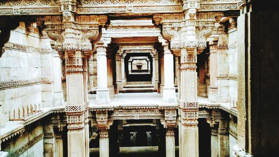 Adalajstepwell Ahmedabad Trip EyeEm Diversity Art Is Everywhere The Secret Spaces EyeEmNewHere