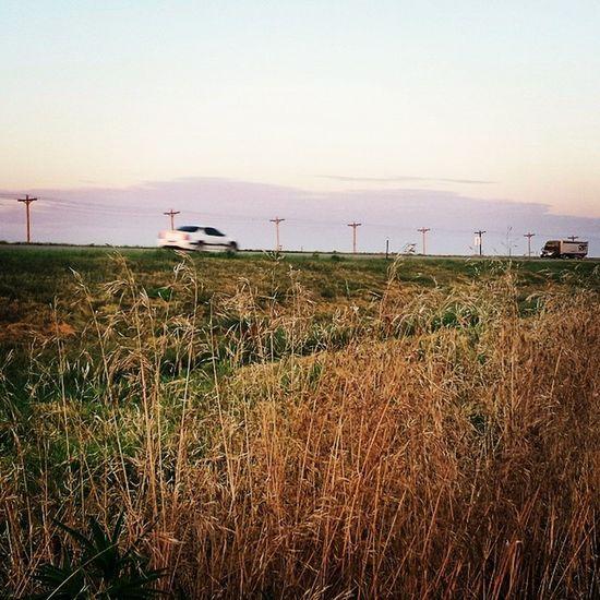 Prairie land, Kansas Colorado border. Flatland Icanseeformiles Wildwelchwest