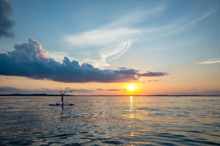SUP Madison Stand Up Paddling Sup Adventure Outdoors Madison Wisconsin