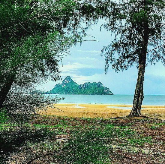 Peaceful by the beach กองบิน5