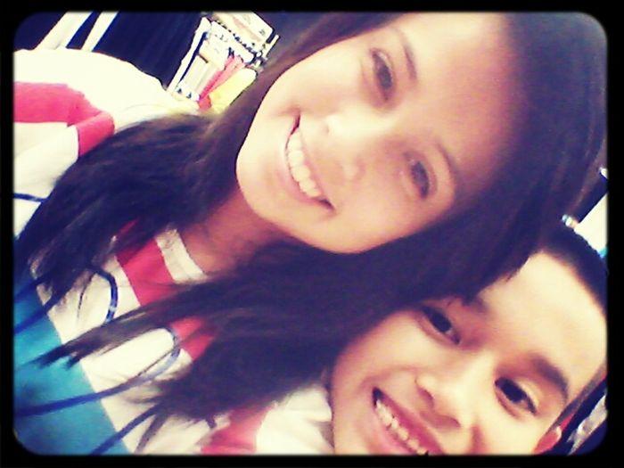 cousinn & me <3