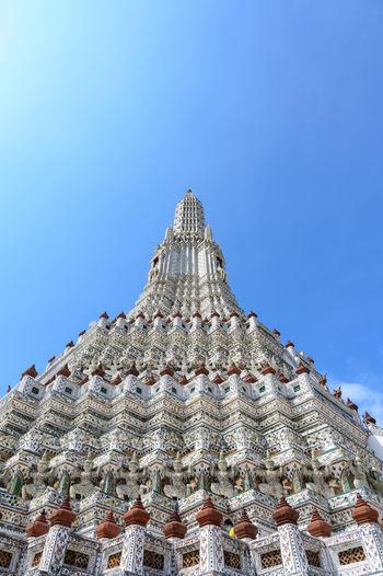 Wat arun bangkok, thailand