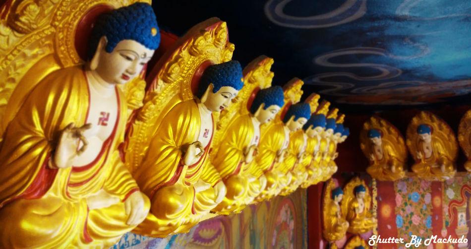 Goldenbuddha Buddha Depth Of Field Namoadidaphat