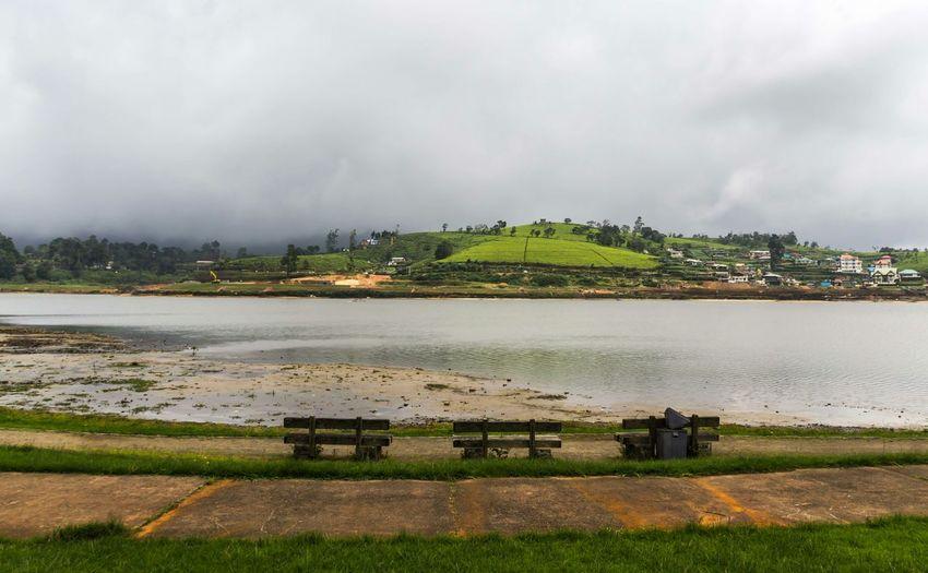 Landscape Nature Lake Scenics Outdoors Cloudyday Gregory Lake Hillstation Day Nuwaraeliya Sri Lanka