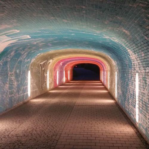 Arch Tunnel No