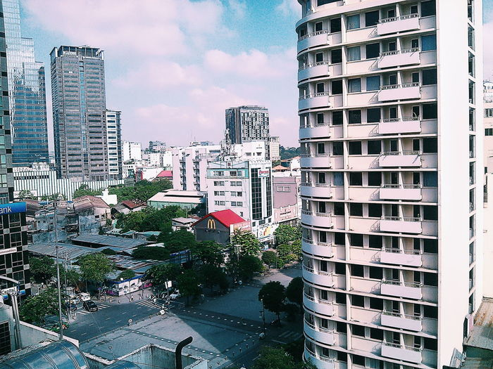 City Building Exterior Hochiminh City Cityview🌇 VSCO Vscocam Vscofilters Vscolikelikelike Vscolike Vscocamphotos Vscofilm Analogue Photography Analog Photography Analog Photography Photographer Photos