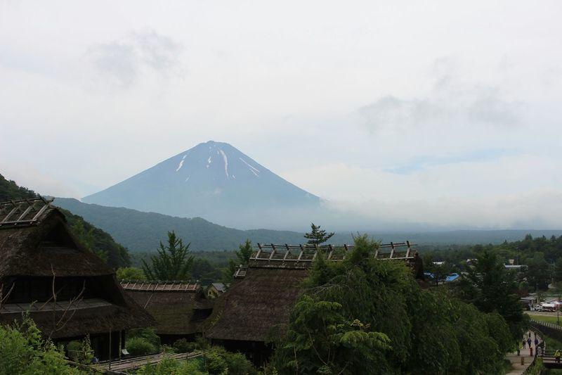 Fujiyama Mountfuji Mtfuji Mountain View Mountain_collection