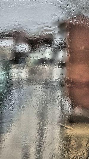Across The Window Rainy Days Pictorialism