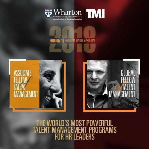 From leading HumanResource to leading business transformation. Unlock the power of TalentManagement with TMI-Wharton Programs. Hr Certificate Programs Talent Management Certification Programs Wharton Programs Wharton School Of Business Online
