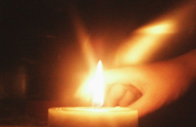 Kindle Fire Burning Night Lights Summer Nights