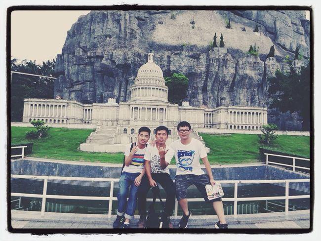 今天和同學去世界之窗,好嗨森吖!??? WTW Shenzhen