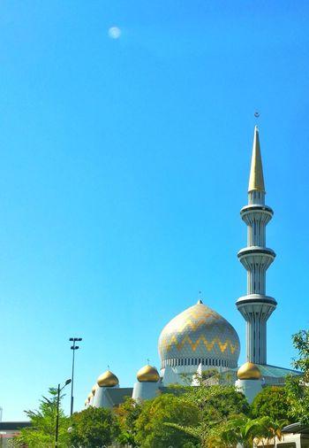 Mosque at Sabah